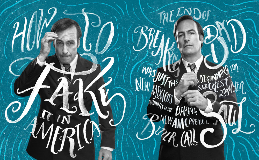 Better Call Saul for Entertainment Weekly