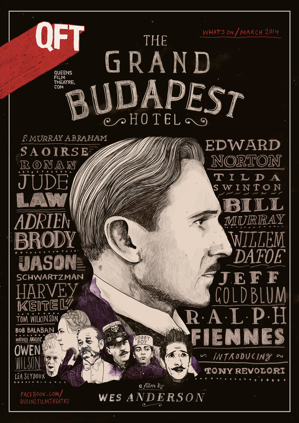 The Grand Budapest Hotel For QFT