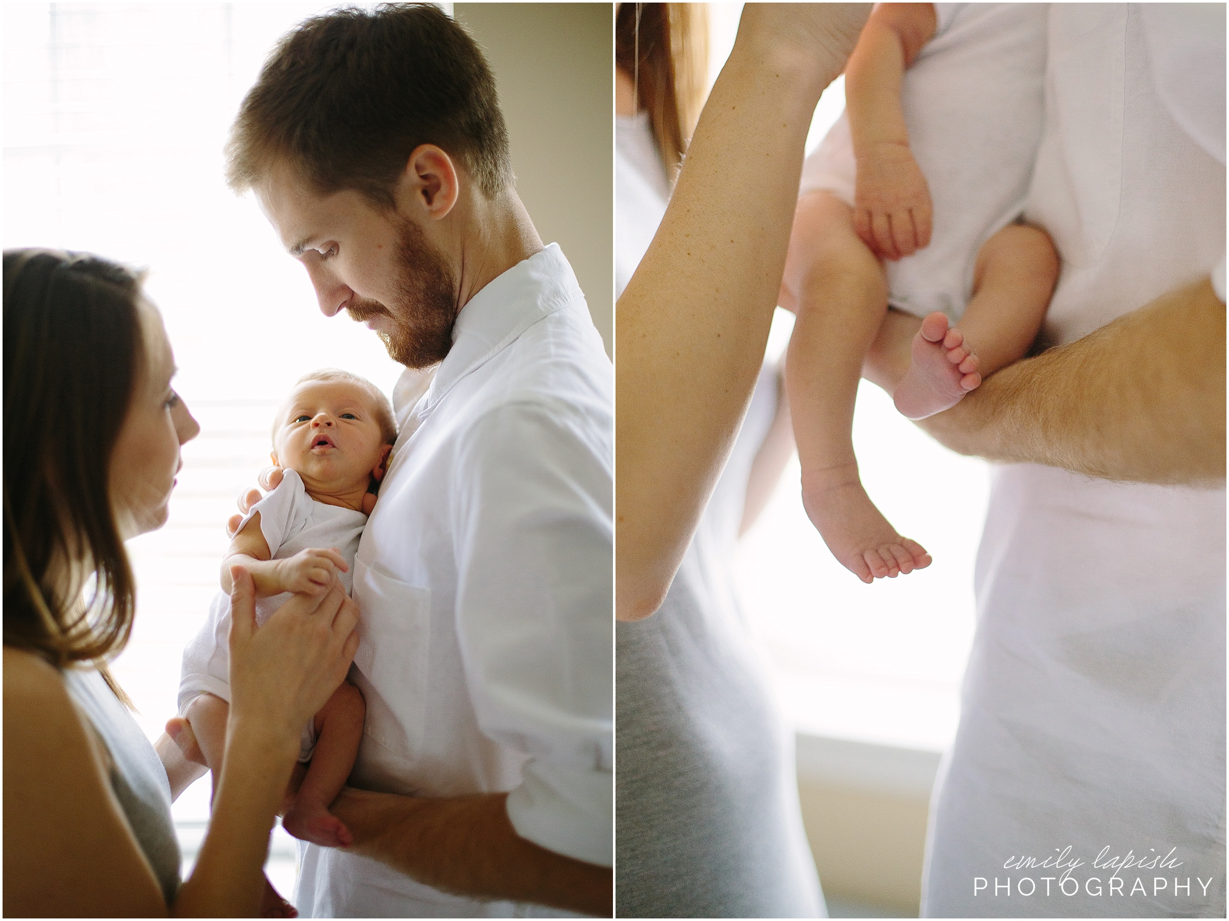 lifestyle newborn photography by Emily Lapish Photography in Chattanooga TN_0009