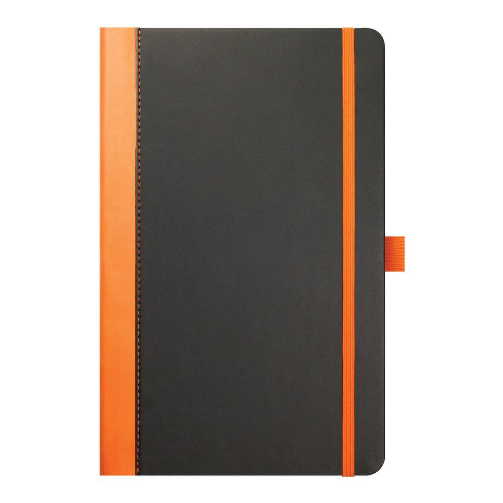 Black/Orange 007