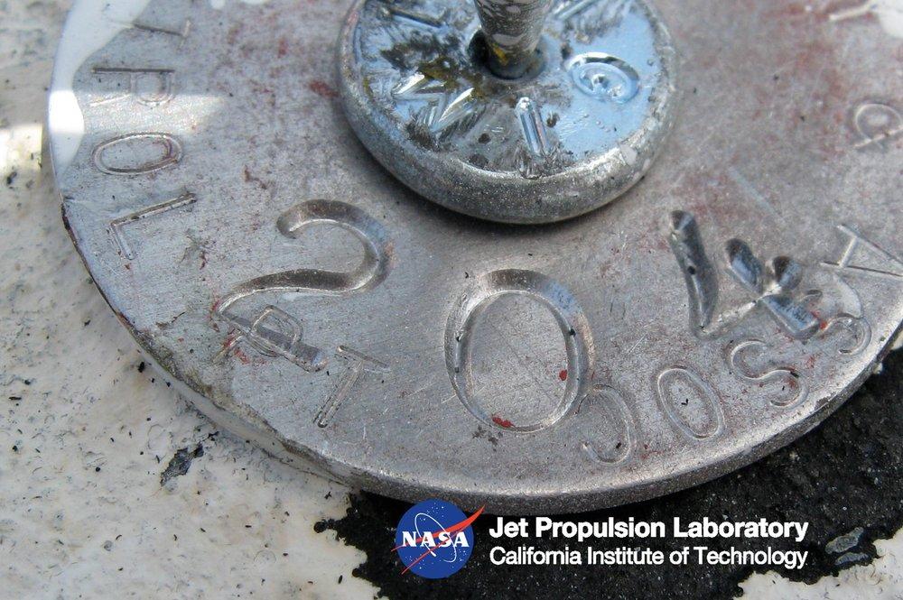 Jet propulsion laboratory2018 - Established Horizontal/Vertical Control Network