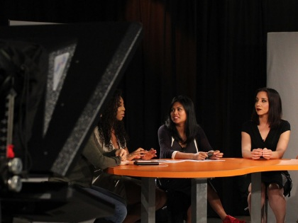 Media - Check out our talk show, REPRESENT. Watch on community television or during the online world premiere of each episode where you can live chat with our co-hosts and community.
