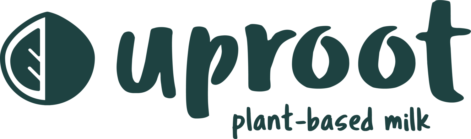 uproot: plant-based milk