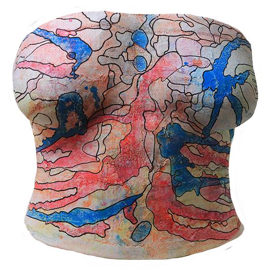 ARTIST: BRANDON WHITBREAD   CASTEE: COLINE MENARD