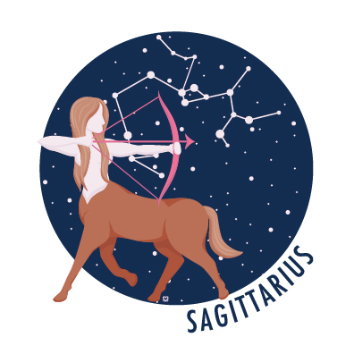Sagittarius - Embrace joy this month, Sagittarius, by participating fully in the beautiful friendships around you. Try organizing a group activity like exploring a local park or even something more adventurous, like a canoe trip. You'll get both a workout and the experience of enjoying all the wonderful people in your life!