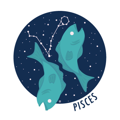 Pisces - Focus on family life and personal matters this month, dear Pisces. It's also a good time to indulge in a massage or craniosacral therapy. The craniosacral systems involves the membranes that protect and nourish your spine and brain. Through gentle massaging techniques, craniosacral therapy can help bring balance to your nervous system.
