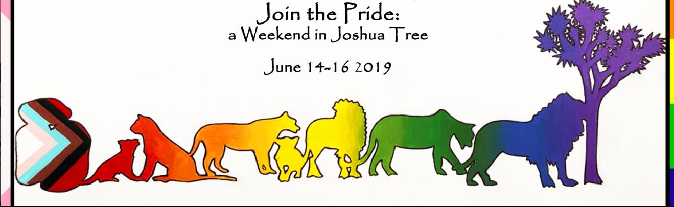 Joshua Tree Pride Keep A Breast Foundation Joshua tree designed by jordan kabalka. joshua tree pride keep a breast foundation