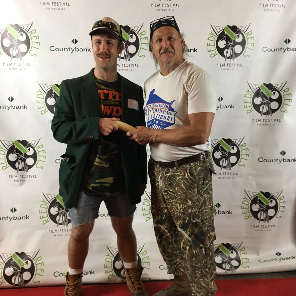 Live Appearances - Gettin' Rowdy At Reedy Reels Film Festival