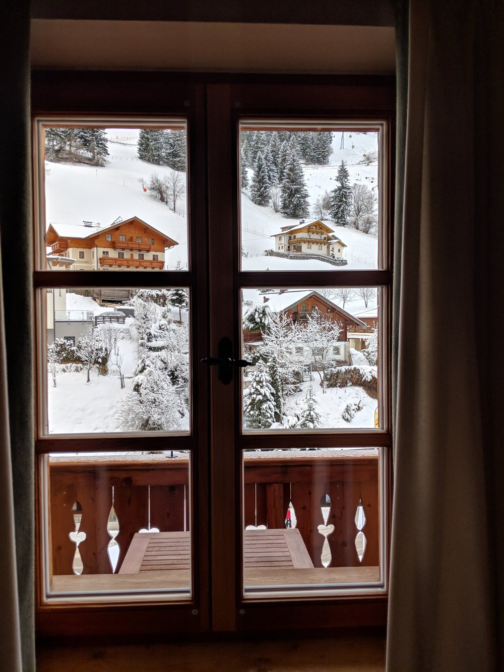 - One fine Alpine stay