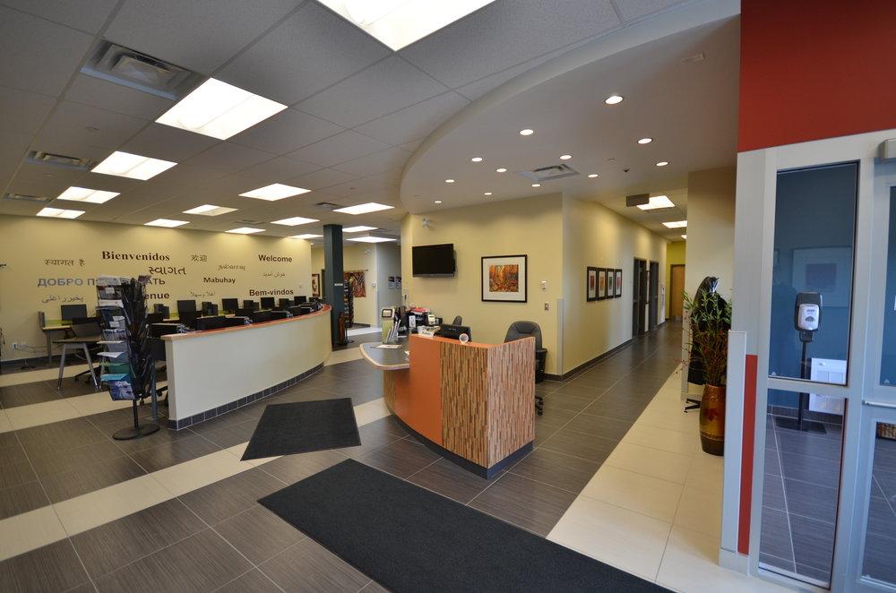 Ajax Welcome Centre