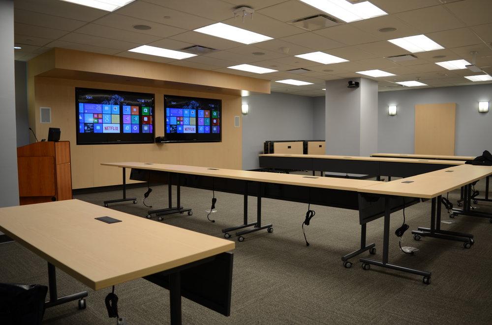 Lakeridge Health Interior Renovations