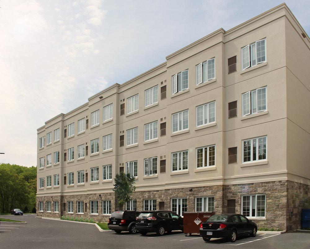 Ritson Road Seniors Affordable Housing