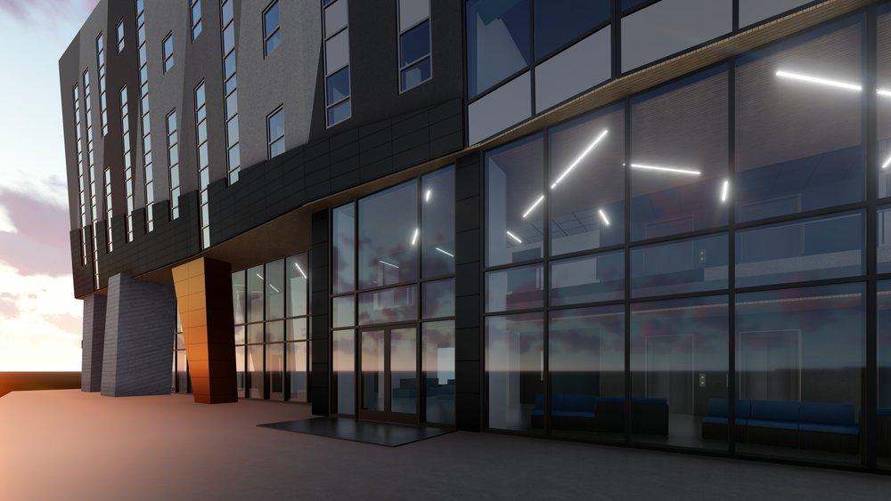 Trent University Residence