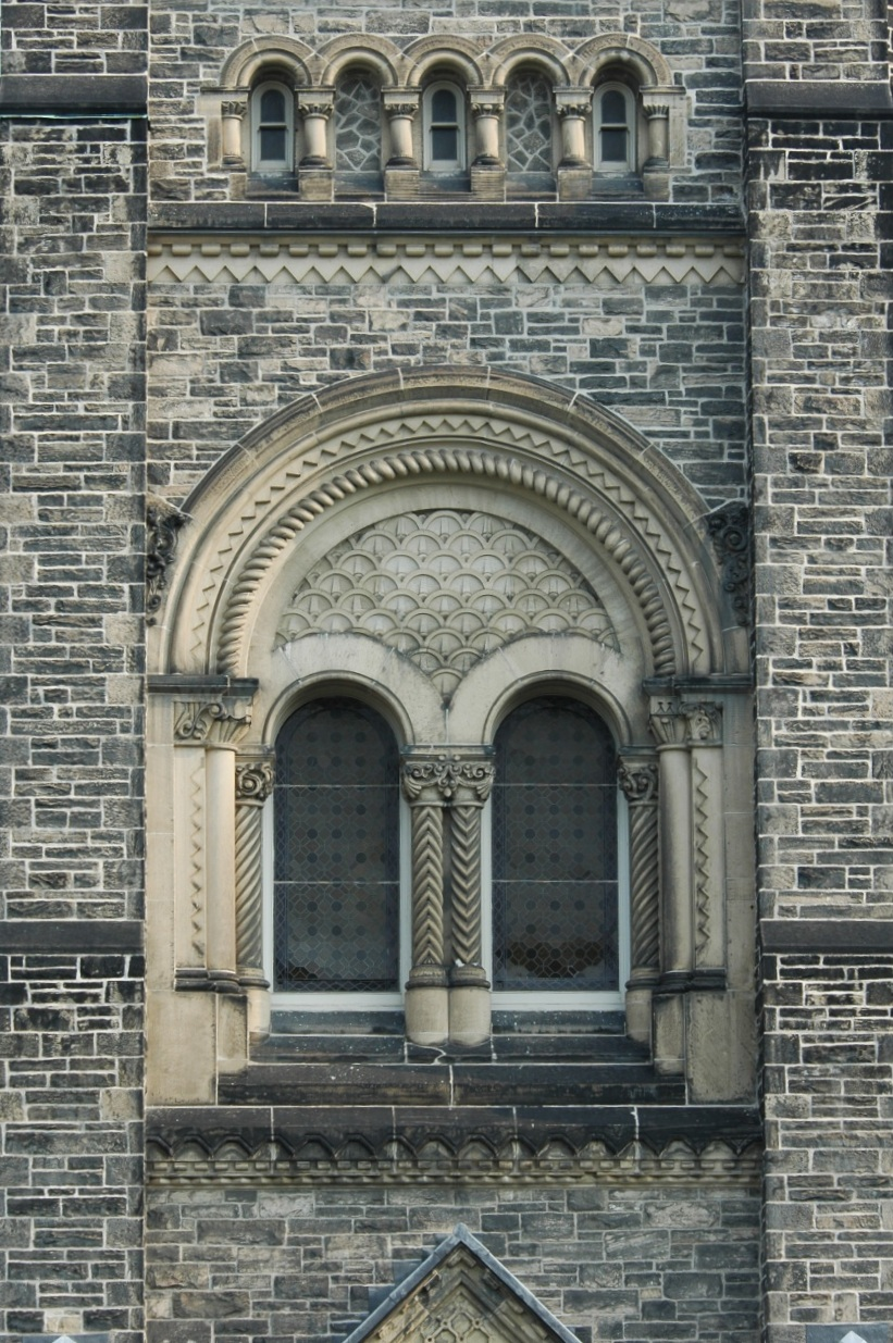 University of Toronto Innis College Restoration