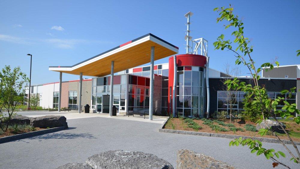 Benson Centre - Exterior Corner.jpg