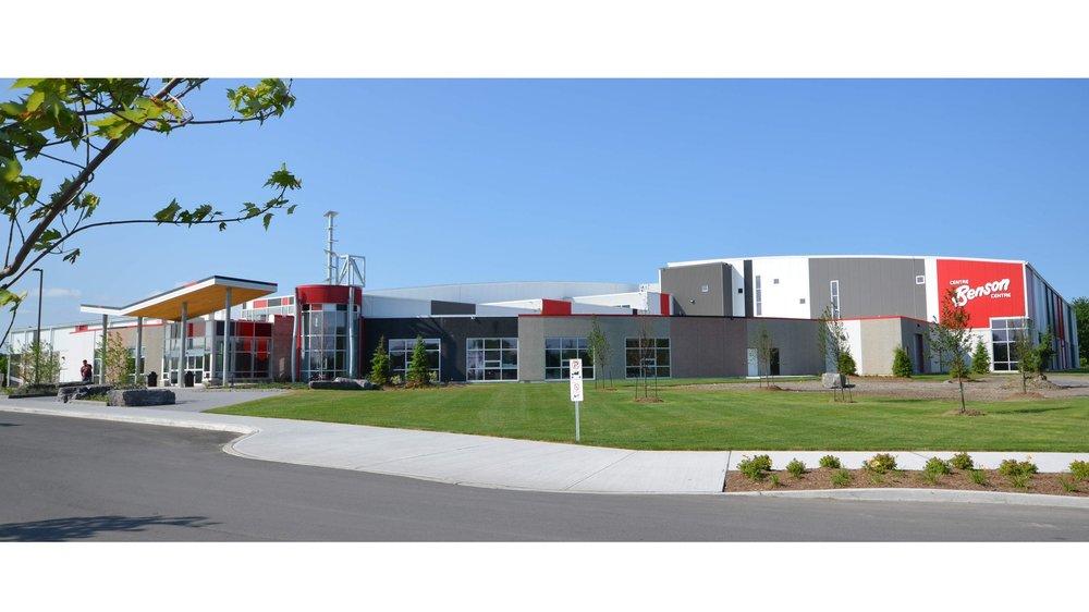 Benson Centre - Exterior Panoramic.jpg