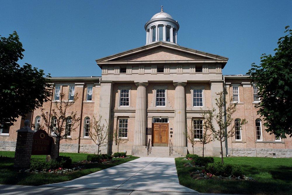Centennial Hall Whitby