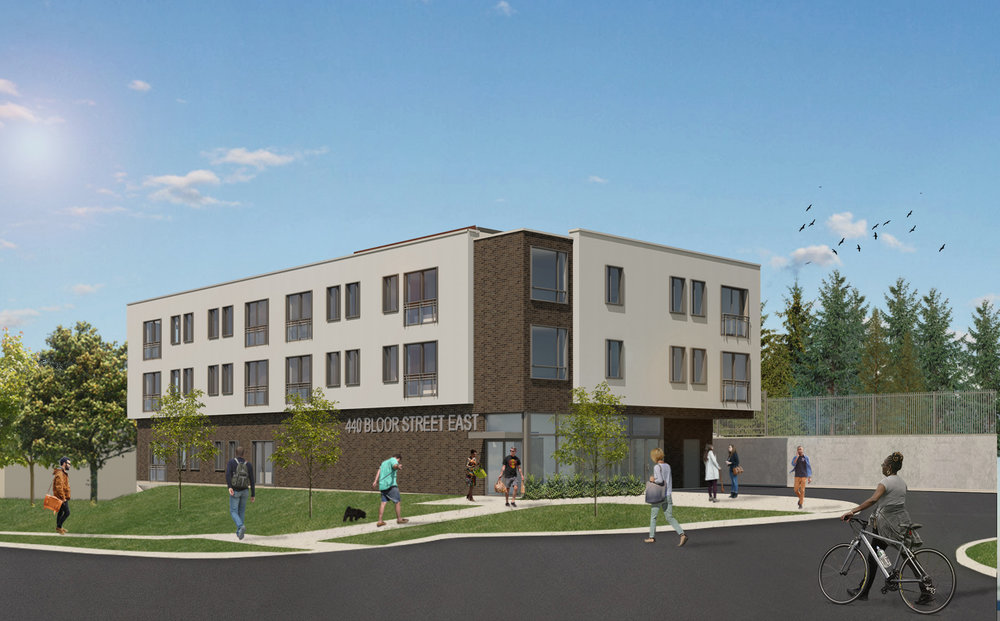Durham Transitional Housing