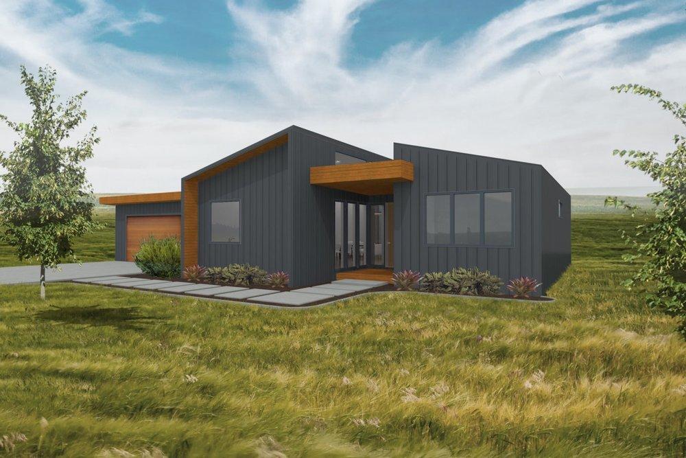 Plains House -