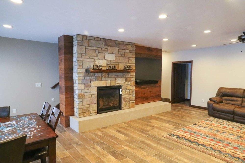 Renner Renovation - Basement Remodel
