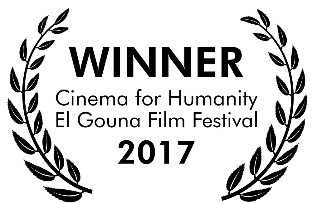 El Gouna - Winner - Cinema for Humanity .png