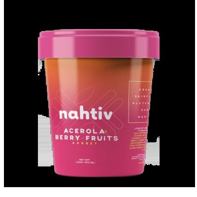 Nahtiv ACEROLA+BERRYFRUITS SORBET