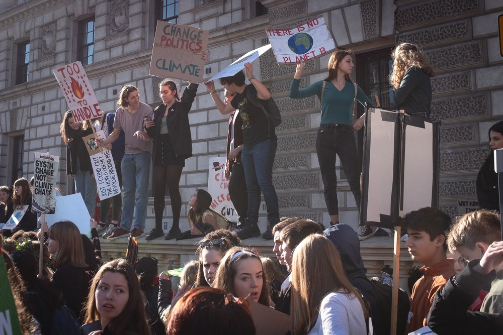 Our Demands - Learn more about what we're demanding from the government to put youth at the forefront of climate justice and reform.Learn More