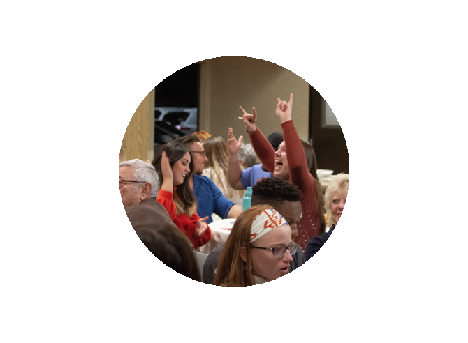STEP 2Next Steps ClassMay 5, 2019 - In this second step, enjoy conversations with other people at your table and discover who we are as a church, share our mission and cover topics such as life groups, serving and how to become a member.