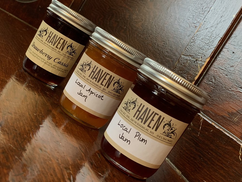 Shop - Julie's hand made jams available to ship, coming soon!