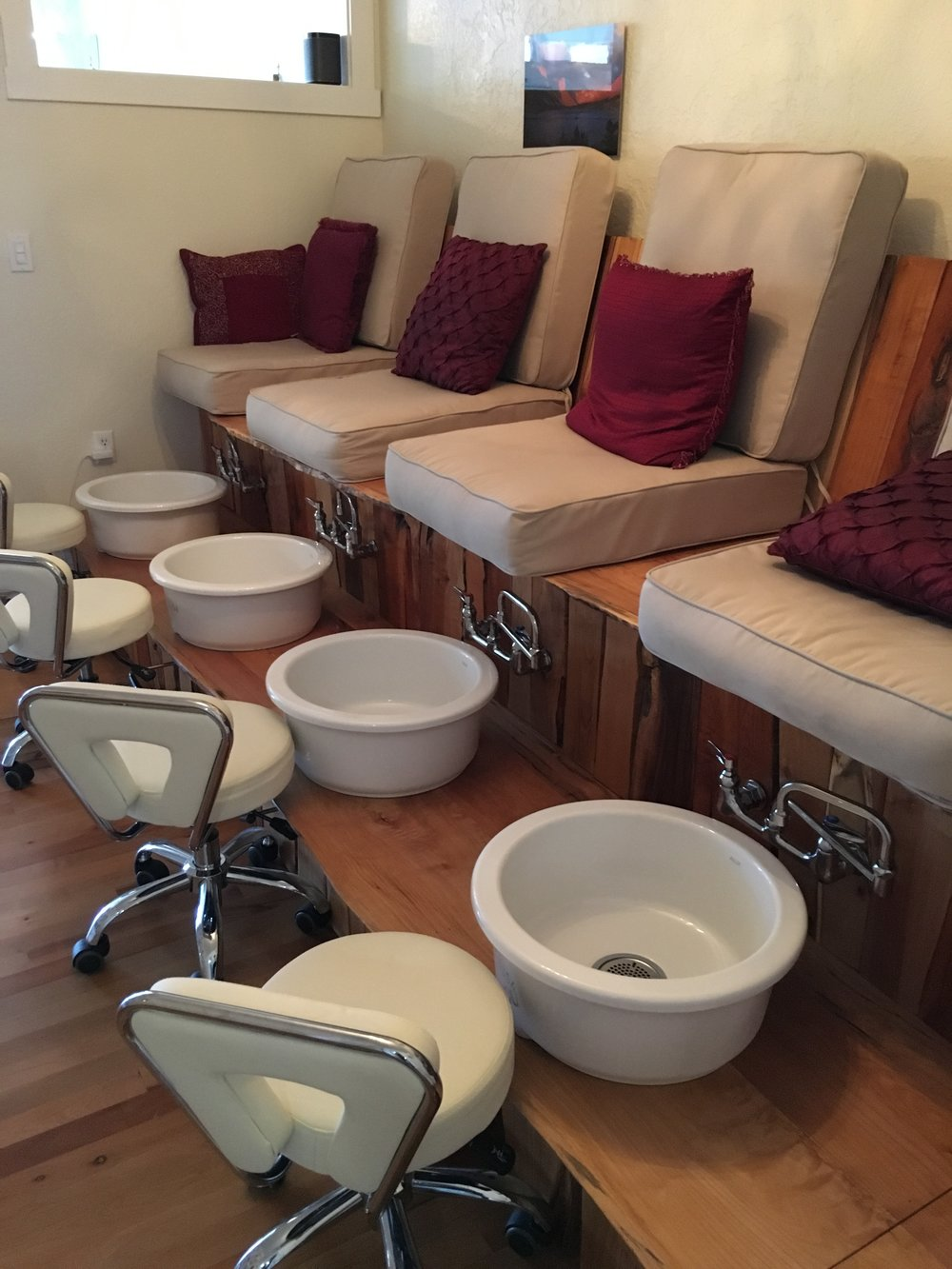 Foot Spa Bar Services