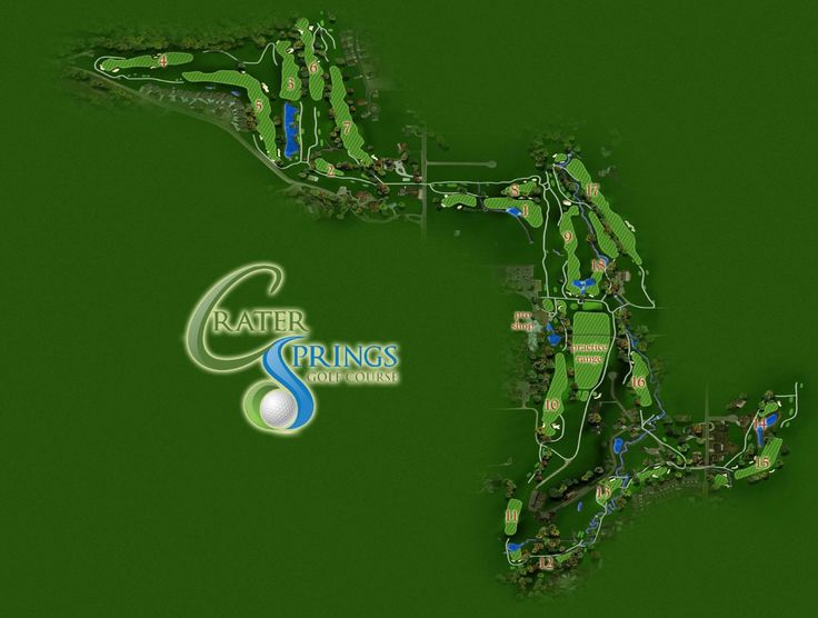 A map of Crater Springs Golf Course Crater Springs Golf - Course Utah golf course Midway utah.jpeg