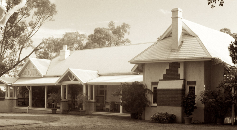 The Grange, Yardarino, c2004. Courtesy Irwin Shire Council.