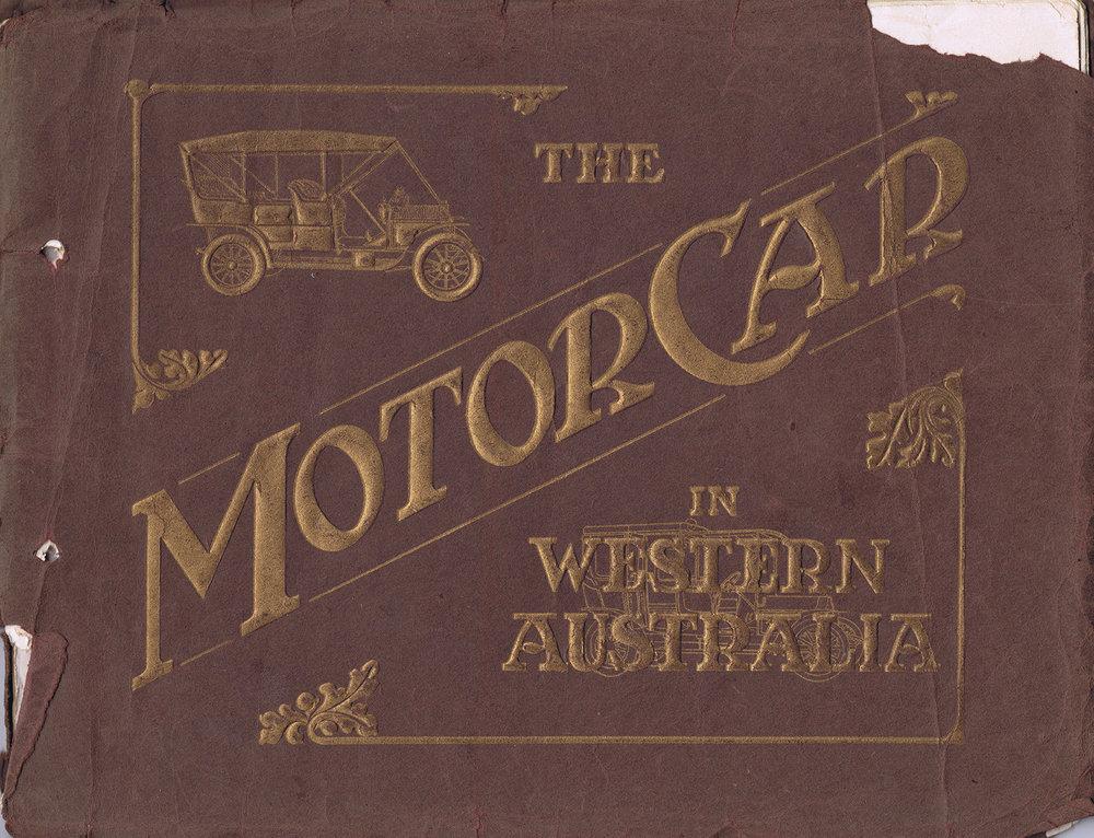 The Motor Car in Western Australia