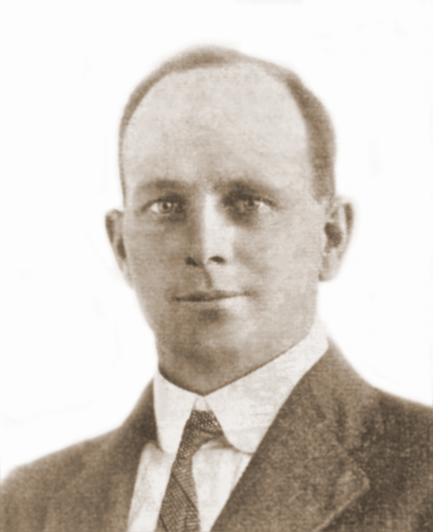 Jack Winterbottom, 1916, courtesy RAC Archives