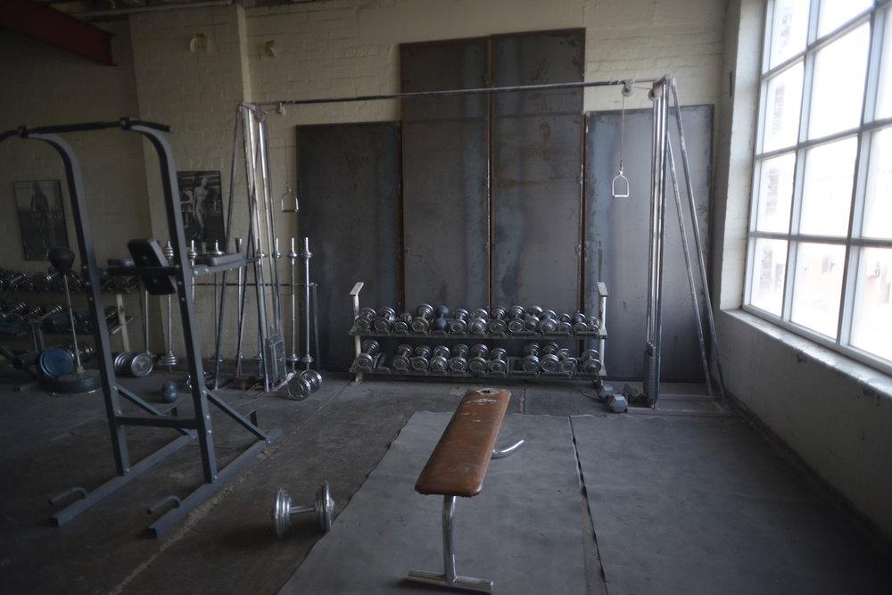 Level 2 Gym South West
