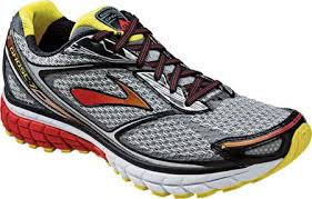 Brooks Ghost (they've updated a lot since this version…but I had three pairs of this guy)