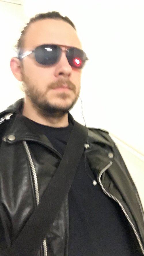 The Terminator Halloween 2017