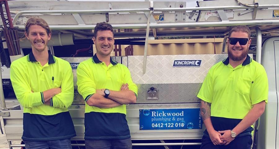 RickwoodPlumbing and Gas - ____