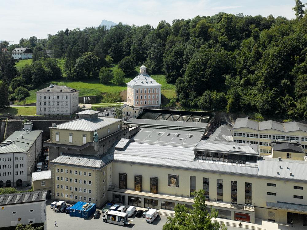 Felsenreitschule Salzburg