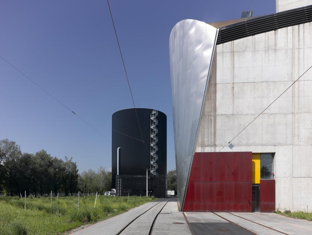 Heizkraftwerk Nord, Salzburg