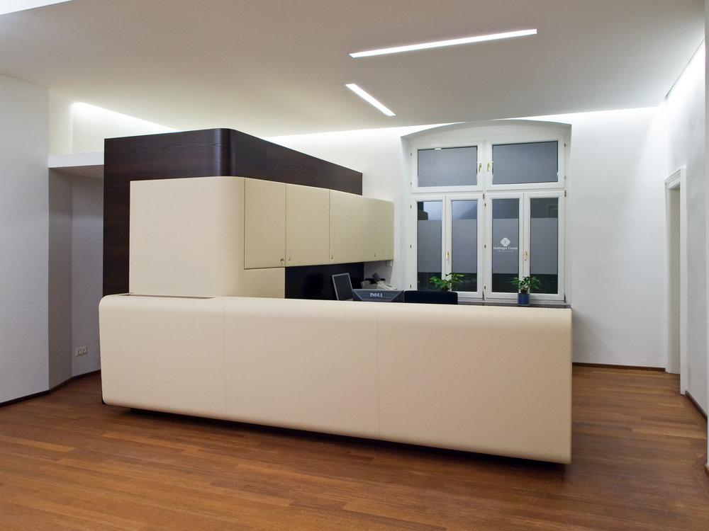 Büro PMA-Hottinger, Wien
