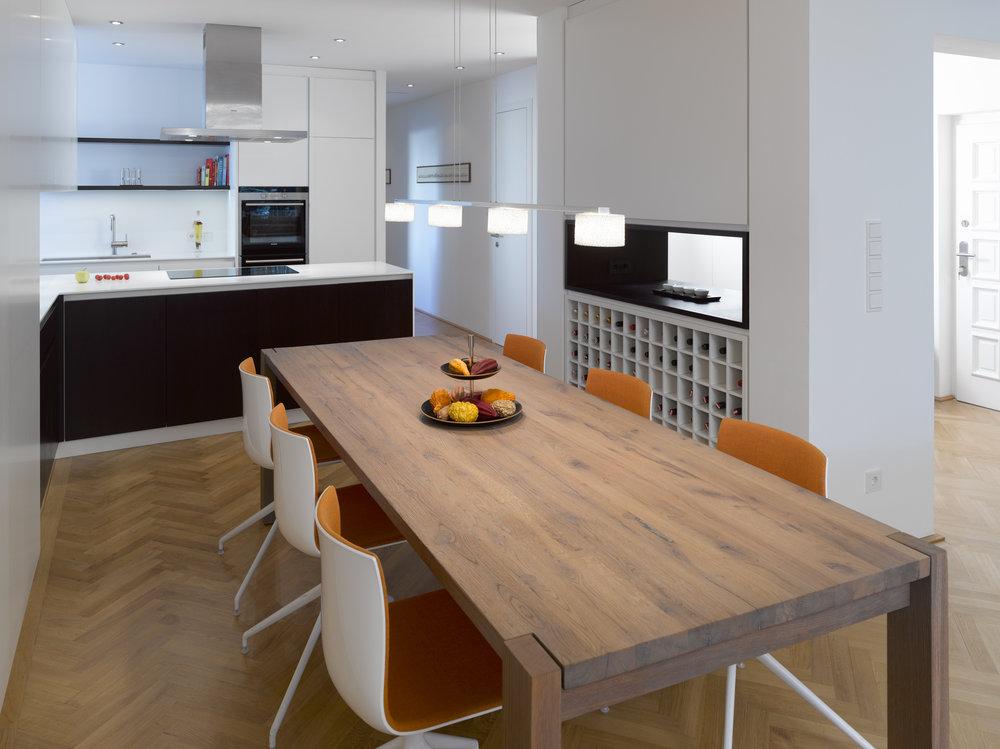Wohnung K., Wien