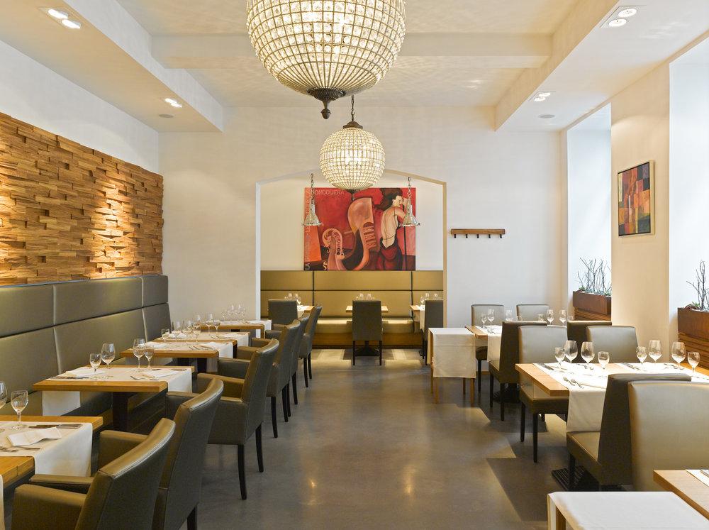 Restaurant Mommsengasse, Wien