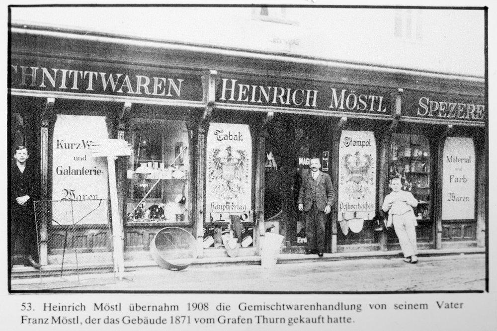 Kaufhaus Möstl 1908 Schrems 02.jpg