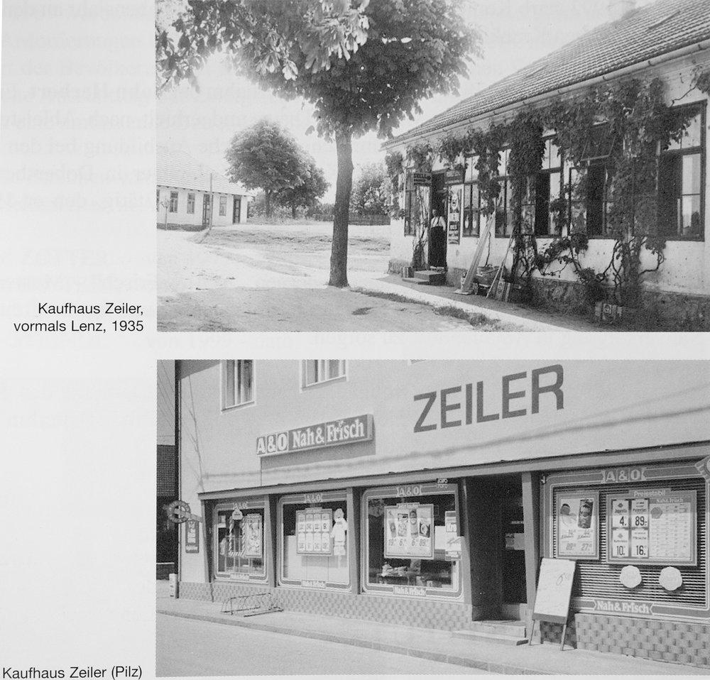 Kaufhaus Zeiler Pilz 1935 Schrems.jpg