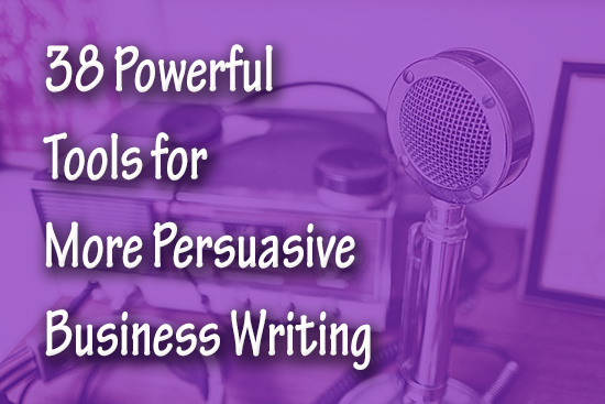 38 writing tools and resources for more persuasive writing