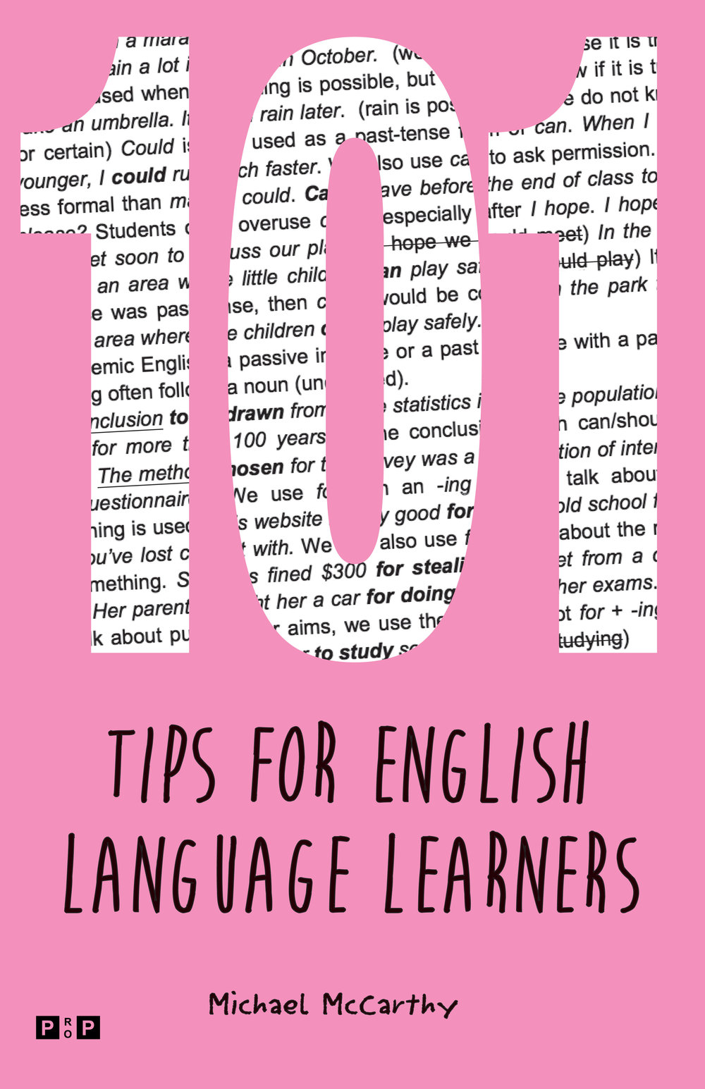 Mike's new book - A guide to the most common errors made by learners of English, based on Mike's notes and observations from his 50-year career