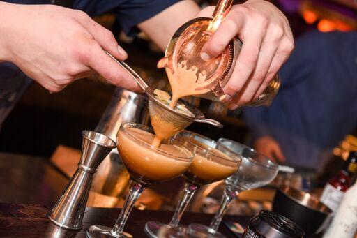 Near & Far London Cocktail Masterclass Martinis.jpeg