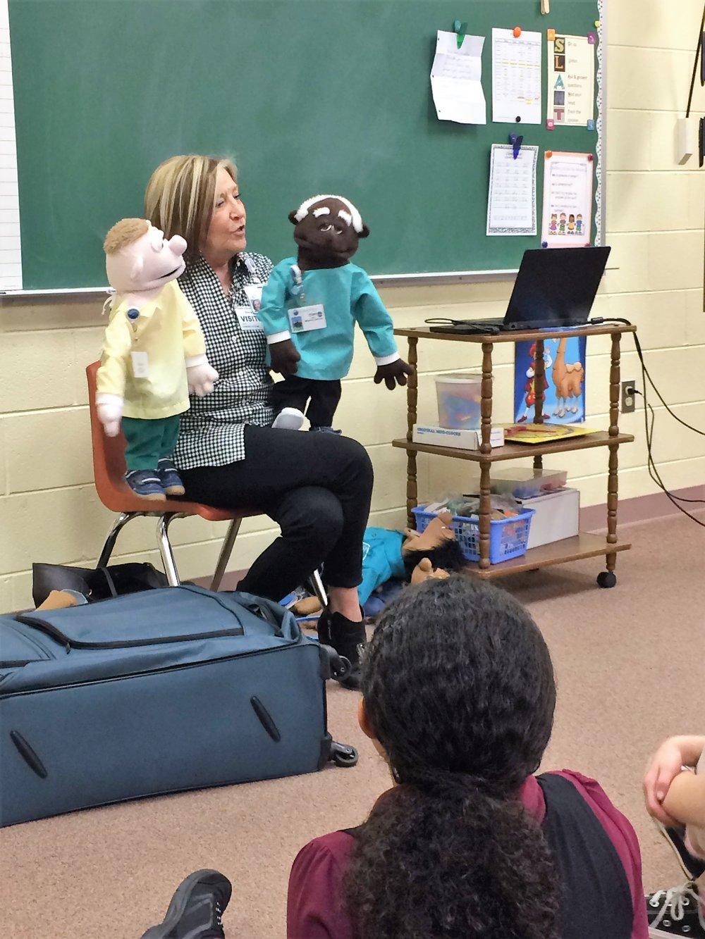 Centra Health Puppets.jpg