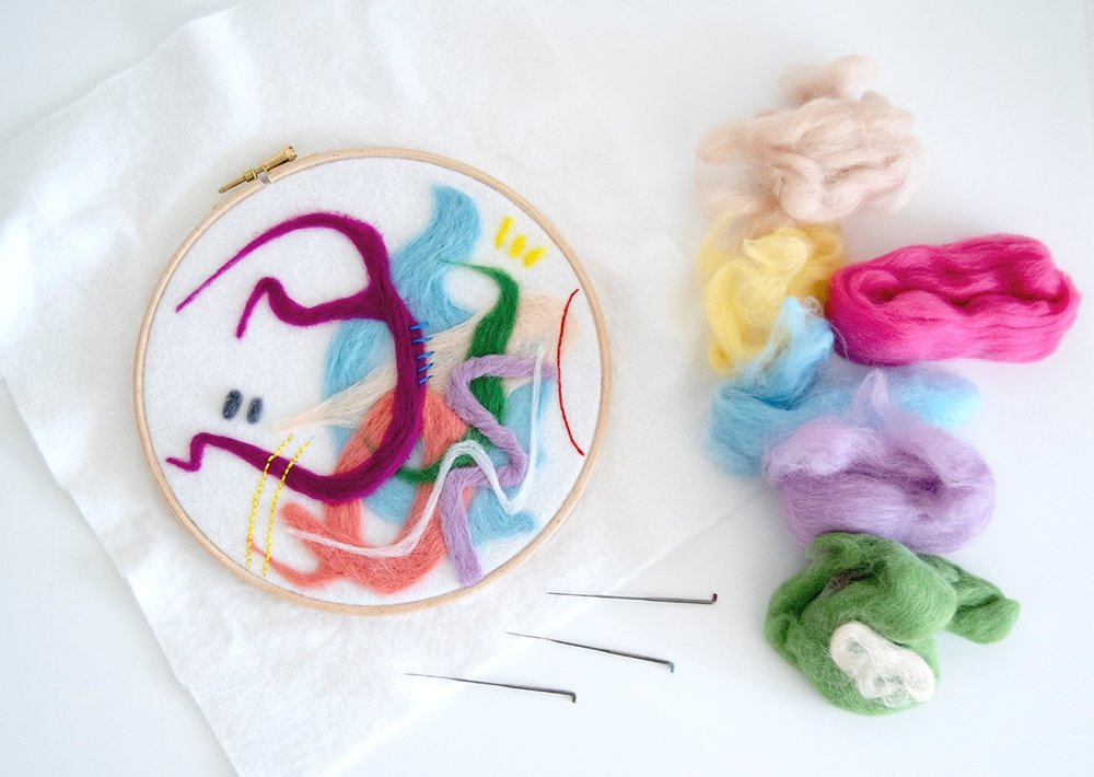 Needle+Felting+Abstract+Jenna+Michelle+Pink.jpg